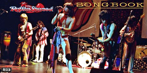 The Rollin Stoned performing live